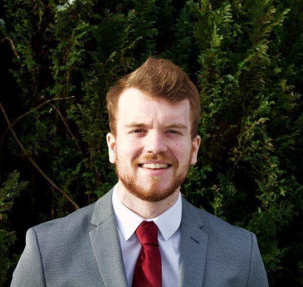 Picture of Ben Cooper, assistant at the Fraser of Allander Institute