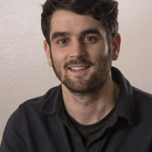 Picture of Mark Mitchell, assistant at the Fraser of Allander Institute