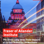 The Direct Long-term Trade Impacts of EU Exit Scenarios on Northern Ireland