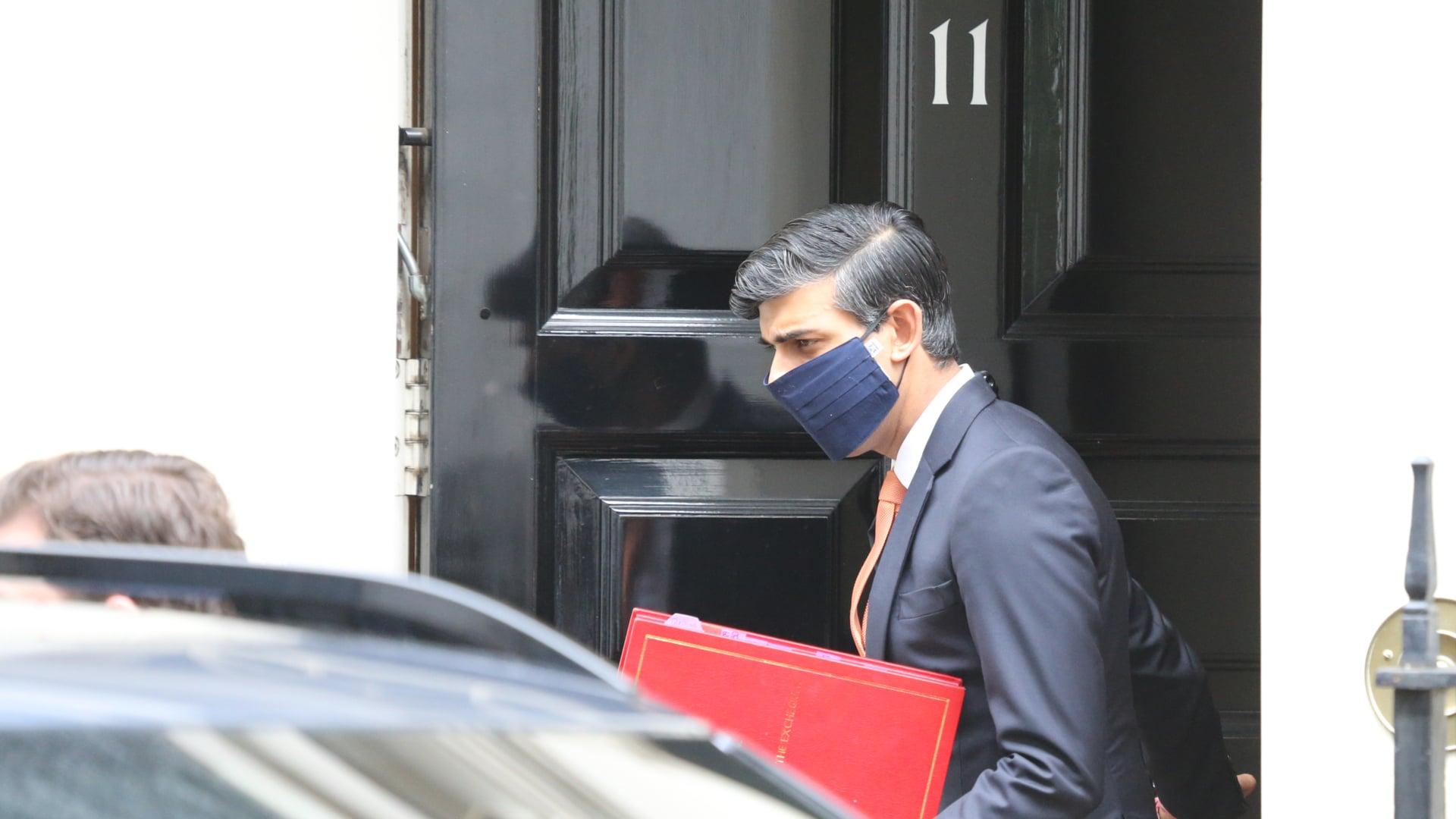 Rishi Sunak UK budget